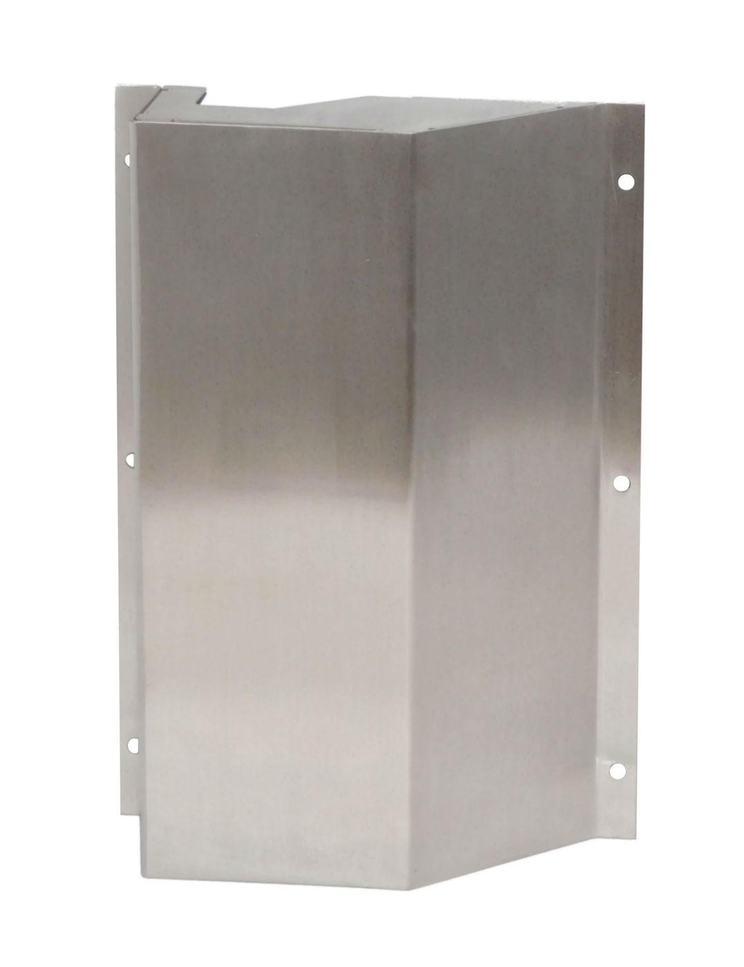 Don-Jo Manufacturing 90-8 X 32-DB 8 x 32 in Duronatic Bronze Aluminum Kick Plate