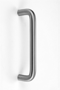 4 Width x 16 Height 4 Width x 16 Height 7117-605 Don-Jo 7117 Brass Pull Plate with 3//4 Round Pull Polished Brass Finish