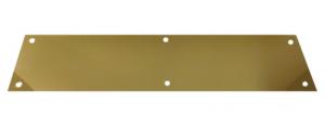Brass Tone Aluminum/BT